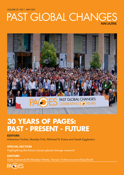 PAGESmagazine 2021(1) Cover