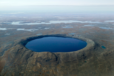 web-Pingualuit-Crater-Lake summer Photo-creditR.-Frechette